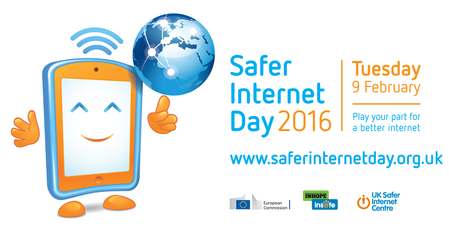 Safer Internet 2016 logo